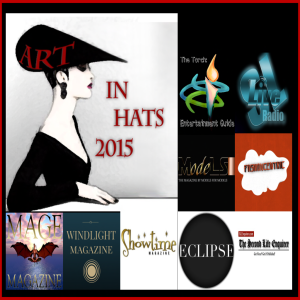 Art in Hats 2015 Logo-